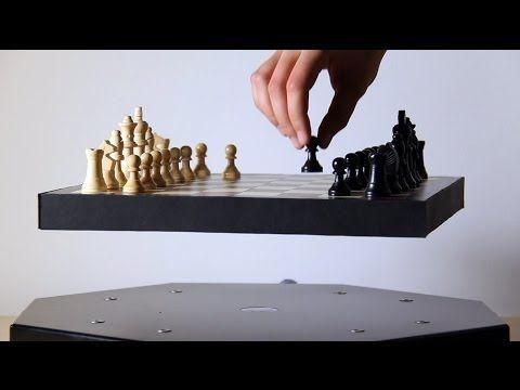 Amazing Magnetic Levitation Device! - YouTube