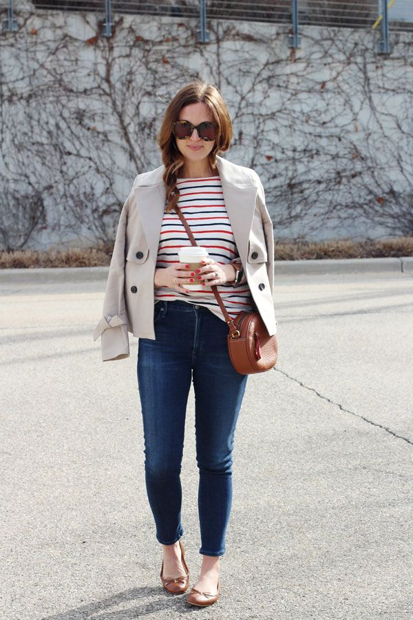 jillgg's good life (for less) | a west michigan style blog: my everyday style: the perfect trench coat for spring!