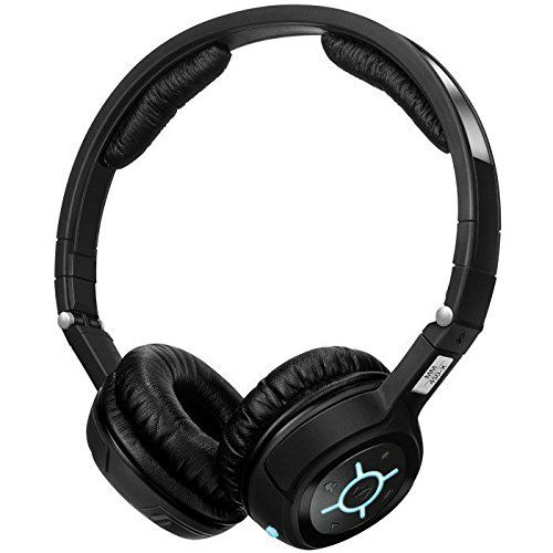 Sennheiser MM 450X Wireless Bluetooth Headphones  Black * Read more reviews of the product by visiting the link on the image.