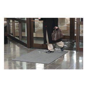 Entrance Mat, Poly, Rbr, Red/Black, 3 x10 ft by Notrax. $213.90. Entrance Mat, Heavy Traffic, Material Tufted Polypropylene (Yarn), Rubber (Backing), Color Red/Black, 10 ft. Length, 3 ft. Width, 3/8 In. Thickness, Backing Rubber, Design Molded Dual-Ridge Cross-Rib Pattern, Construction Pattern Facilitates Scraping And Drying, Retaining Moisture And Debris Within Its Patented/Invisible Aqua Dam(TM) Border, Anti-Microbial Carpet Treatment To Stop Bacteria And Germs, Densely Tufted...