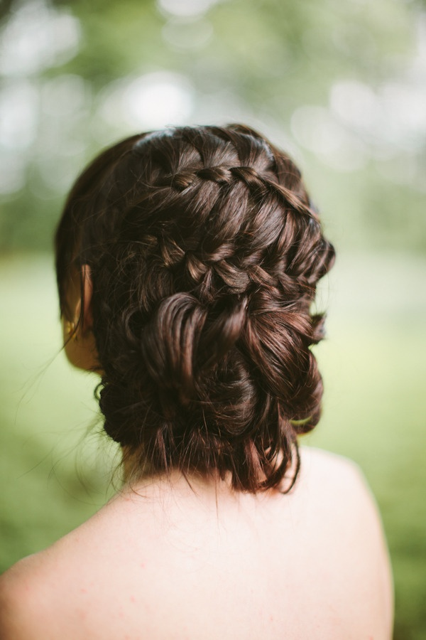 Braided updos ~ all the rage! Photography by cmostr.com, Hair by http://cutnj.com