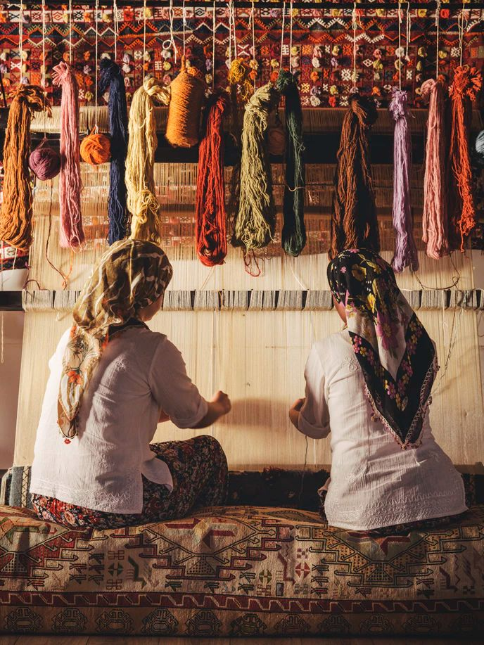 The Secret Language of Istanbul's Dream Weavers