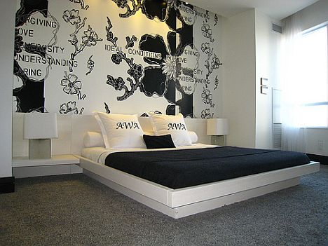 modern chic bedroom black and red black bedroom designs ideas bedroom designs ideas