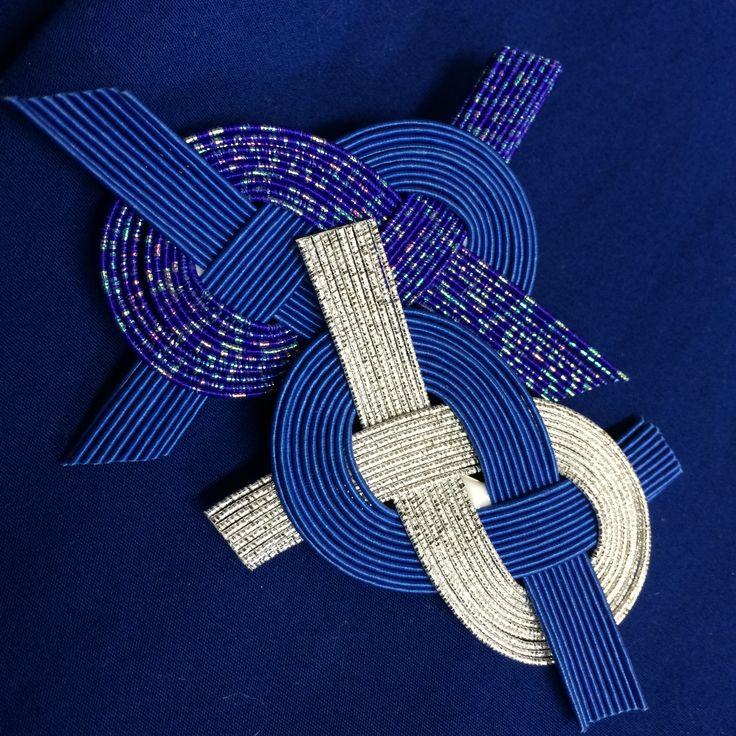 Mizuhiki pendant hakata#mizuhiki #fukuoka#japan