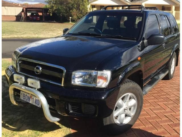 2003 NISSAN PATHFINDER ST 4X4 WAGON AUTO is listed on For Sale on Austree - Free Classifieds Ads from all around Australia - http://www.austree.com.au/automotive/cars-vans-utes/2003-nissan-pathfinder-st-4x4-wagon-auto_i1913