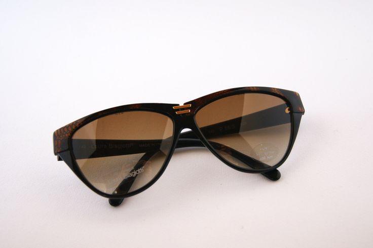 Laura Biagiotti occhiali da sole #vintage - vintage #sunglasses Occhiali da sole anni '80 - Occhiali donna di MarinaVintageItaly su #Etsy