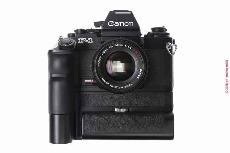 Canon F-1 New