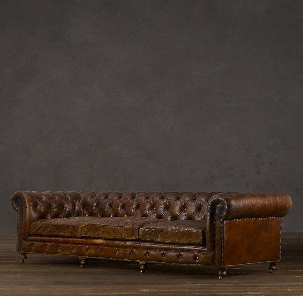 Leather Sofa Repair Rotherham: 83 Best Restoration Hardware Livingroom Images On Pinterest