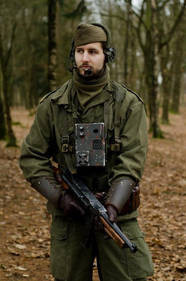 Radio operator 2