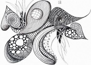 Zentangle: Doodles Art, Swooshi Zentangle, Zentangle What, Pretty Doodles, South Africa, Purcha Zentangle, Zentangle Avocado, Zentangle Doodles, Zentangle Kits