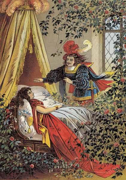 La Belle au bois dormant (inconnu)