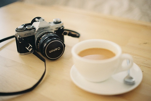 Coffeetography <3