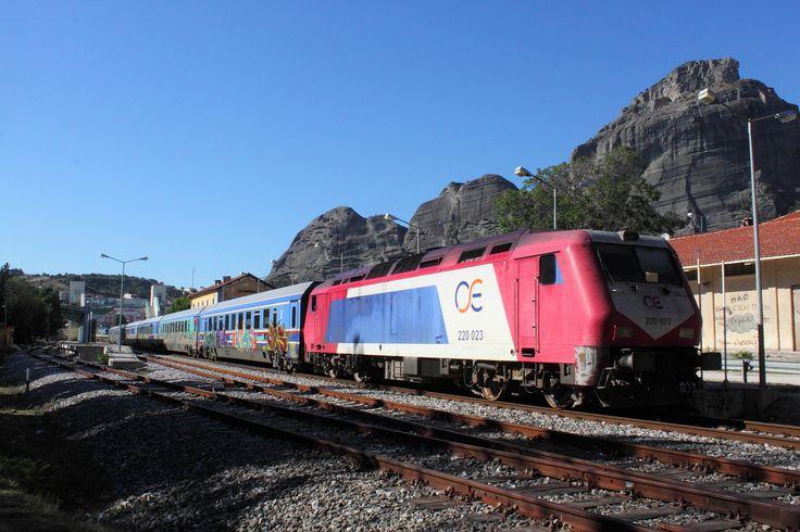 OSE Hellenic Railways_Meteora