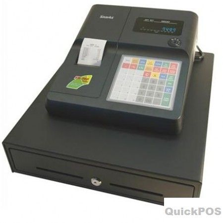 QuickPOS is Retail online seller in branded SAM4S ER265B Cash Register with Membrane Keyboard at BEST Rates. Our Service limits to only Australia..! http://bit.ly/1M3hQdh