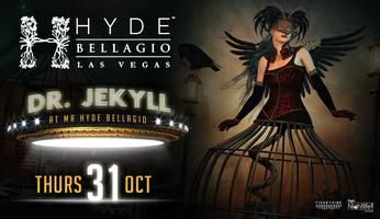 Connect to see which of your Facebook friends are going to Dr. Jekyll at Mr Hyde Bellagio