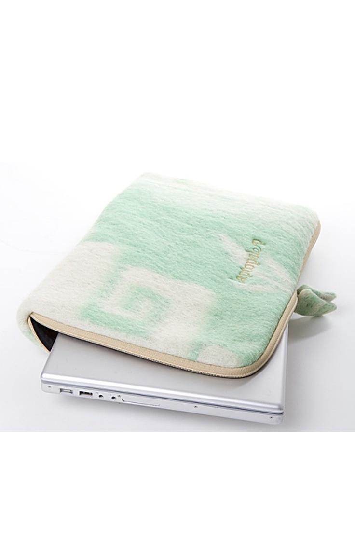 Laptophoezen gemaakt van oude dekens
