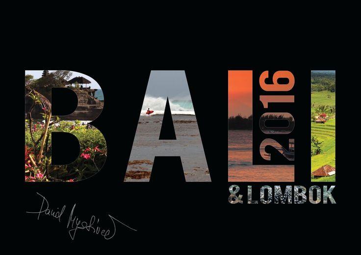 Nástěnný fotokalendář Bali a Lombok 2016 Autorský fotokalendář Bali & Lombok 2016 vznikl během loňského cestování po těchto ostrovech. Jedná se o limitovanou edici kalendářů. Bude vyrobeno maximálně 300 ks. Zpracování kalendáře: formát A3+, papír křída lesk 200g, bílá kroužková vazba, kalendář zataven ve fólii, na 14té straně kalendáře - miniatury ...