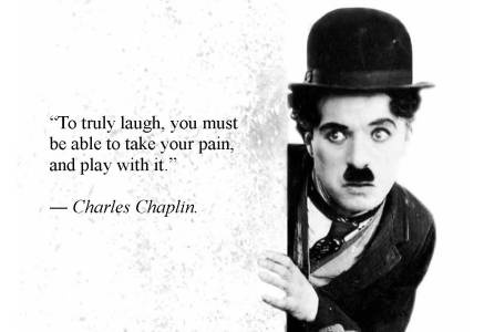 Charles Chaplin Quotes