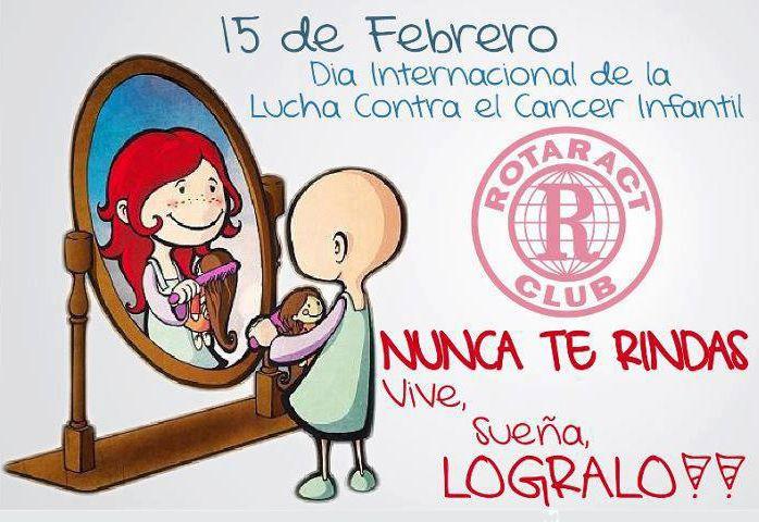Día Internacional del Cáncer Infantil - 15 de Febrero - Imagenes con Frases, Fotos y Carteles para Compartir