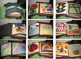 Quiet books!