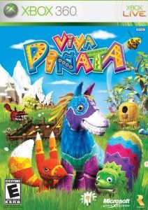 Viva Piñata for XBox 360 just one of the hand picked XBox games for girls on this page - http://www.perfect-gift-store.com/best-xbox-games-for-girls.html