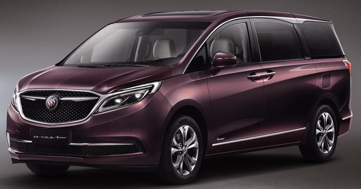 Buick GL8 Gets The Avenir Treatment In China #Buick #Buick_GL8