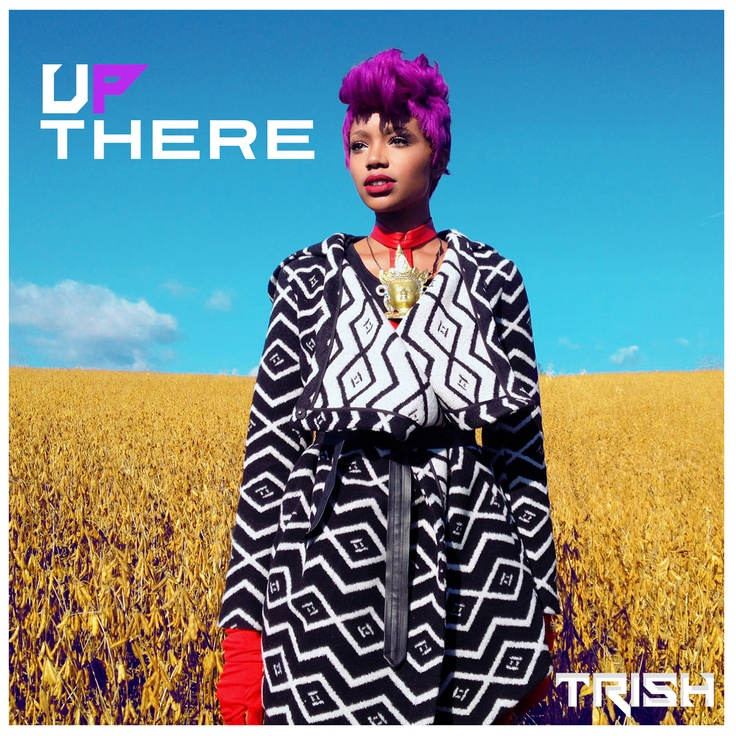 Picture of @Trish from music video set of Up There