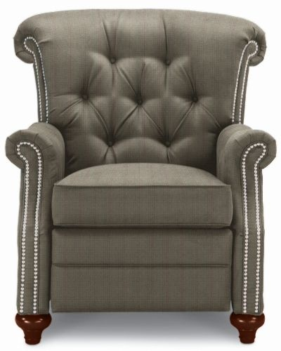 This is a recliner....get out!