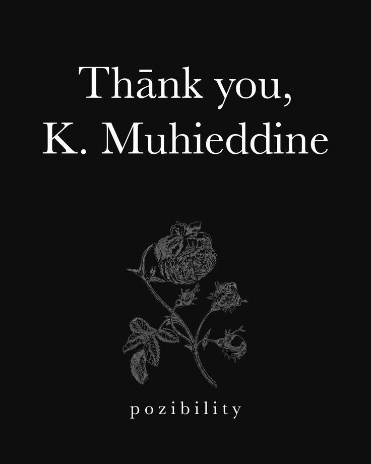 Thank you immensely, Khalid Muhieddine [@kahliamaye], for contributing to the Pozible campaign - with the highest pledge amount! I shall keep your rewards safe, till you return from across the seas. Thank you for also opening my eyes to that Brave New World that dares not speak its name. Through your example, you taught me bravəry. Have fun and take care in Belgium, you kinky devil, you. ;) #MerciBeaucoup