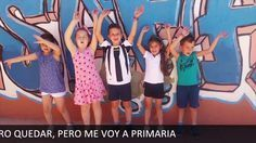 Cancion mama mia me voy a primaria. Trozos de videos cantando los niños +++++++++++ https://www.youtube.com/watch?v=njqTt8AoCOY
