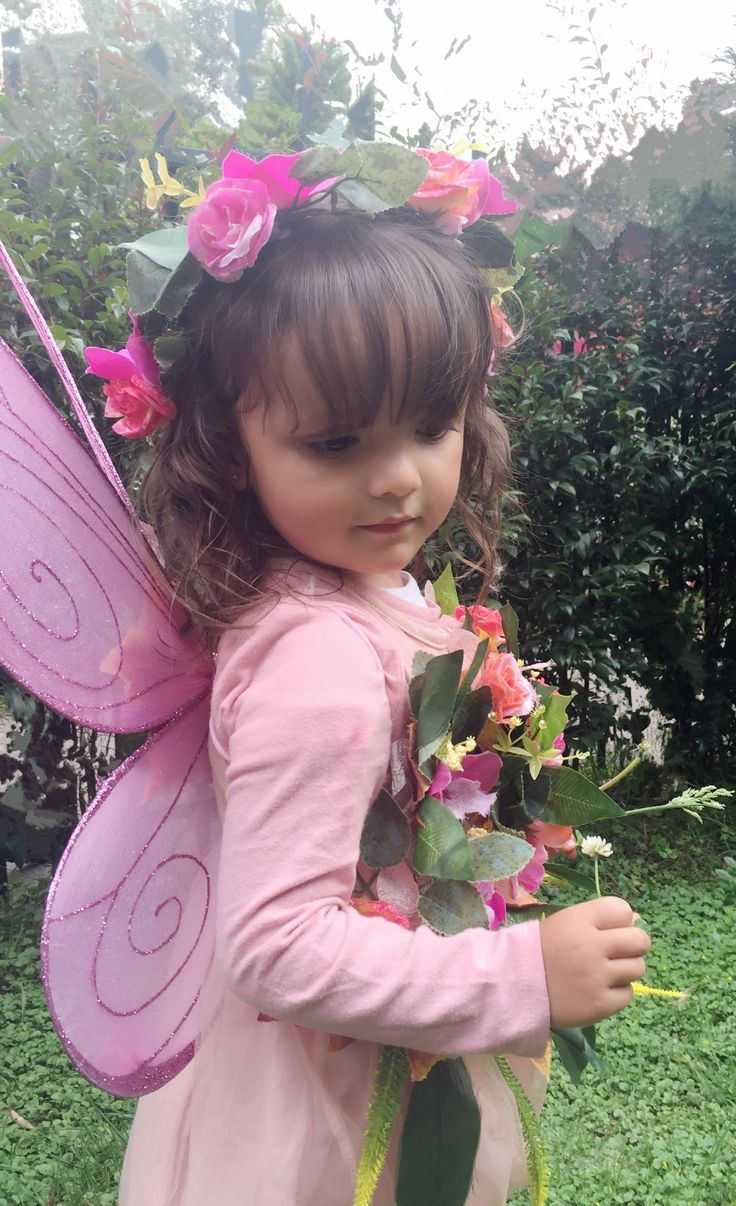 Hallowen costume girls Fairy - disfraz hada del bosque