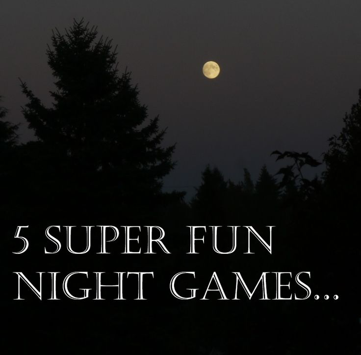 Night games are one of my very favorite things.