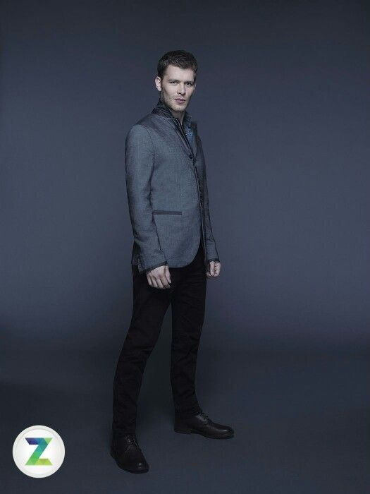 Joseph Morgan as Klaus The Originals season 2 promo photos