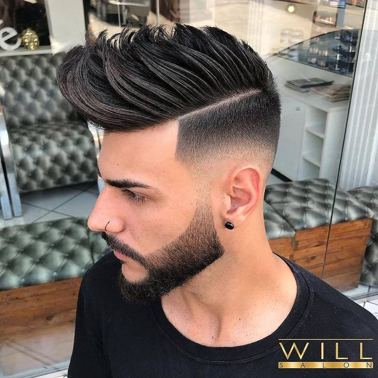 "980 Likes, 6 Comments - @menshair.it on Instagram: ""Perfect look for the last day of the year  RG @willsalon ✔✂ #menshair #barberia…"""