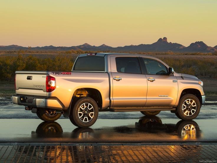 2014 #Toyota Tundra http://www.savannahtoyota.com/new-vehicle/