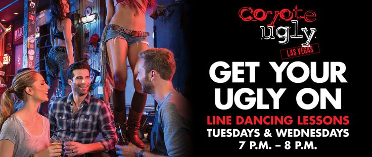 Coyote Ugly Las Vegas – Coyote Ugly Saloon