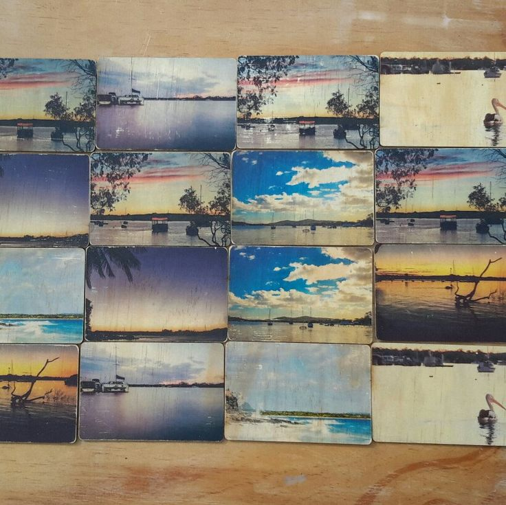 New batch of postcards ready for the Eumundi Pavillion Markets this Saturday 😃