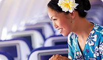 "FLY HAWAIIAN AIRLINES TO HAWAIʻI — Find exclusive Hawaiʻi travel deals & vacation packages provided by Hawaiian Airlines. Each season holds its own unique specials — whether you're a first time visitor or seasoned adventurer, you can find a package that suits your needs. Check back often or sign up for the ""Low Unadvertised Fares Email"" to receive email announcements of exclusive interisland & mainland fares. Also visit them on Facebook @ facebook.com/HawaiianAirlines."
