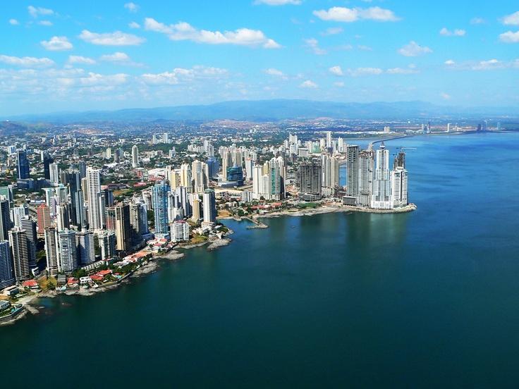 PANAMA BUILDINGS