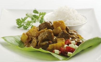Lamb Malay Curry