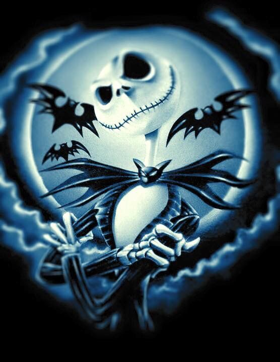 Jack Skellington #JackandSally