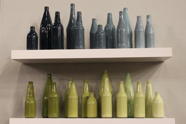 DIY Home Decor DIY Coloured Glass Bottles