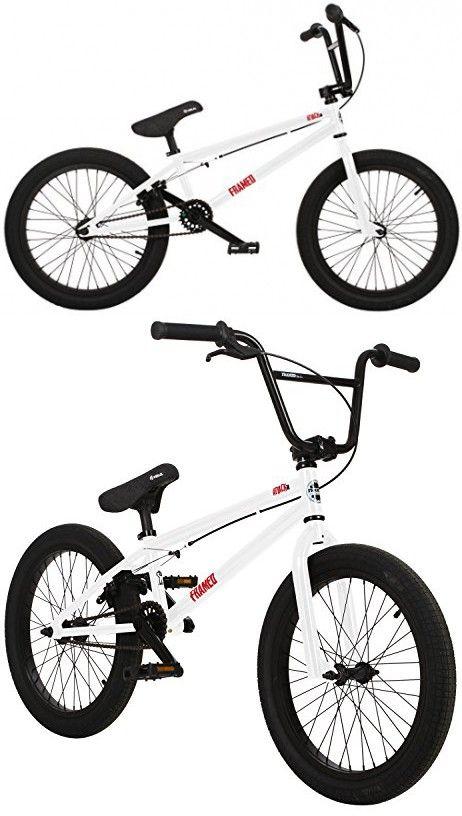 Framed Attack Pro BMX Bike Mens Sz 20in/20.5in Top Tube | BMX Bikes ...