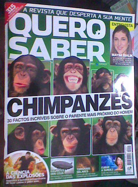 Revista Quero Saber, Outubro de 2014.