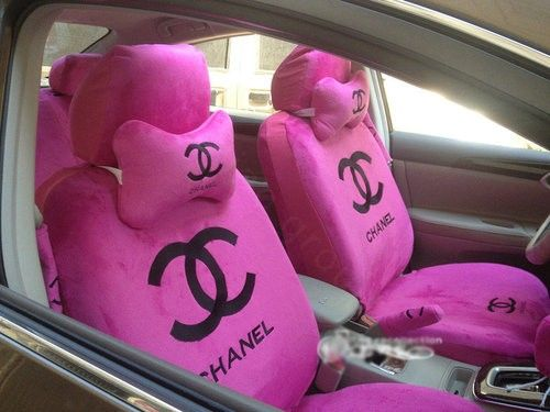 Chanel Car Seat Covers Products
