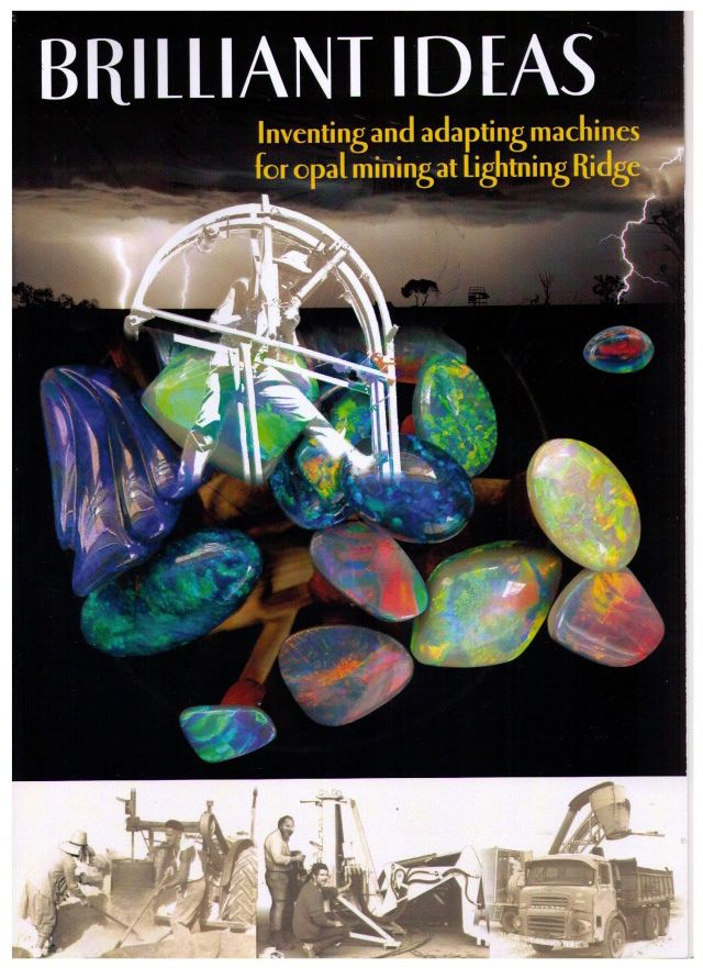 OPAL BOOK ON MINING AND PROSPECTING -FREE SHIPPING