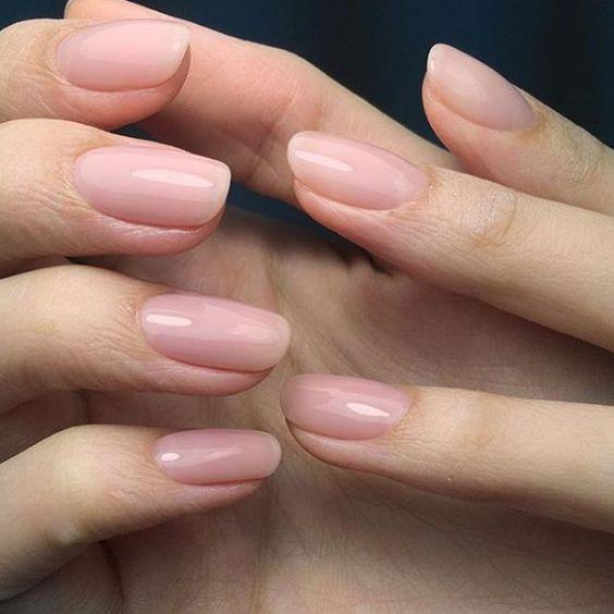 Klassische Maniküre – Nails ✌️