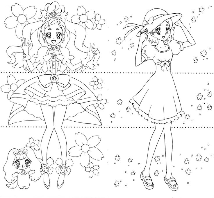 princess precure | haruka