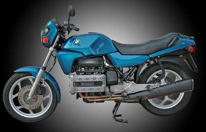 BMW K100(Germany)