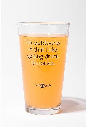 I'm Outdoorsy-so me haha  @Jill Bagley Carilli